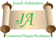 Jewish Arbitration - Commercial Dispute Resolutions